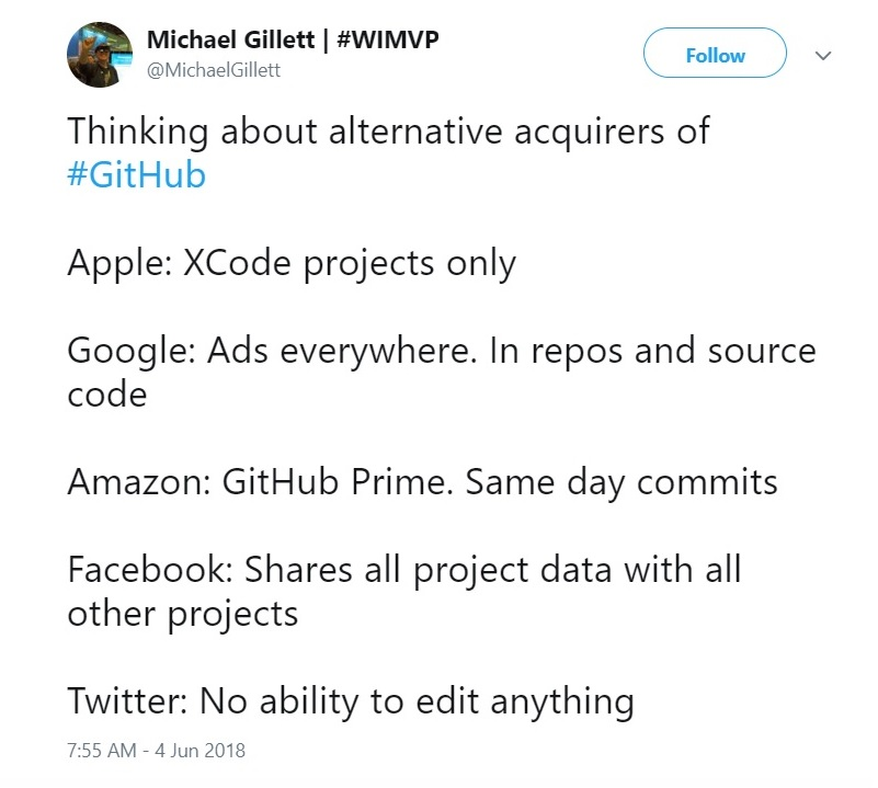 Microsoft confirms GitHub acquisition: Developers